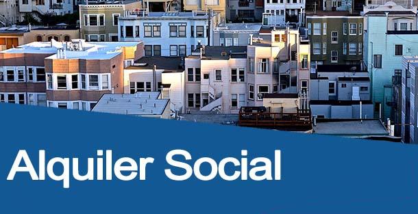 Alquiler social - Como conseguirlo