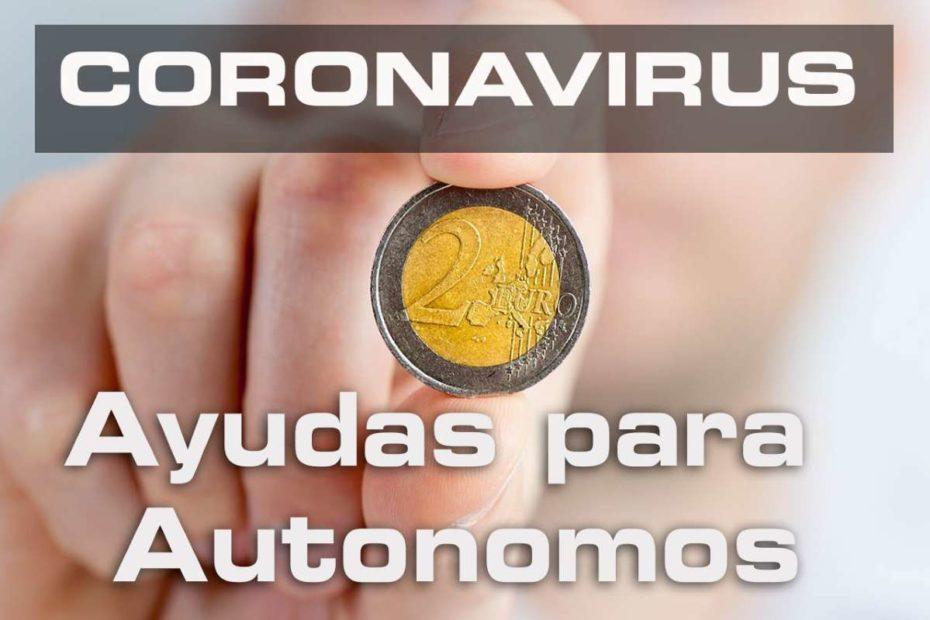 ayudas para autónomos por el coronavirus