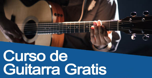 curso de guitarra gratis online