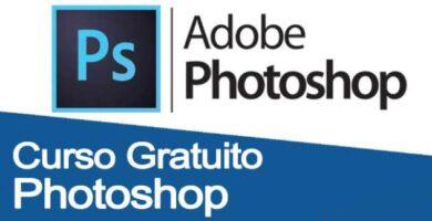 Curso de photohop gratis online