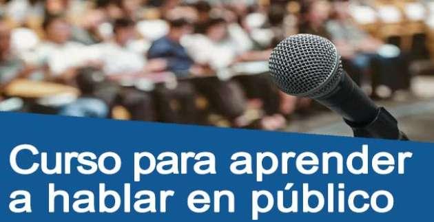 curso para aprender a hablar en publico