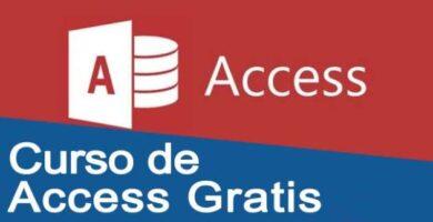 curso de access online