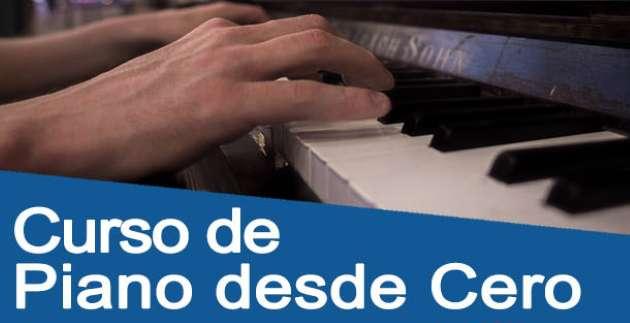 curso gratis de piano