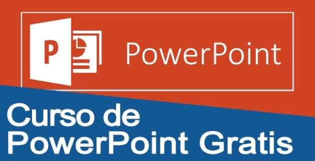 curso gratis de power point