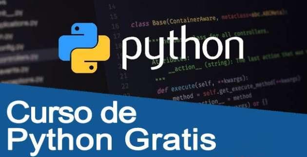 curso gratis de python