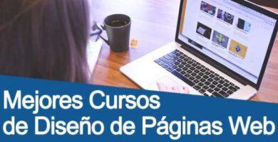 cursos diseno paginas web
