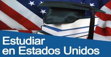 como estudiar en estados unidos