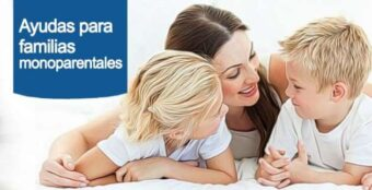 ayudas para familias monoparentales
