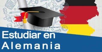como estudiar en alemania