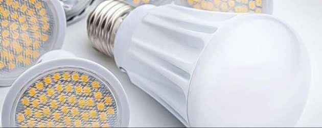 ahorrar luz con bombillas led